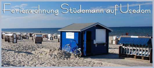 Buchen Sie unsere Ferienwohnung an der Ostsee auf der Insel Usedom